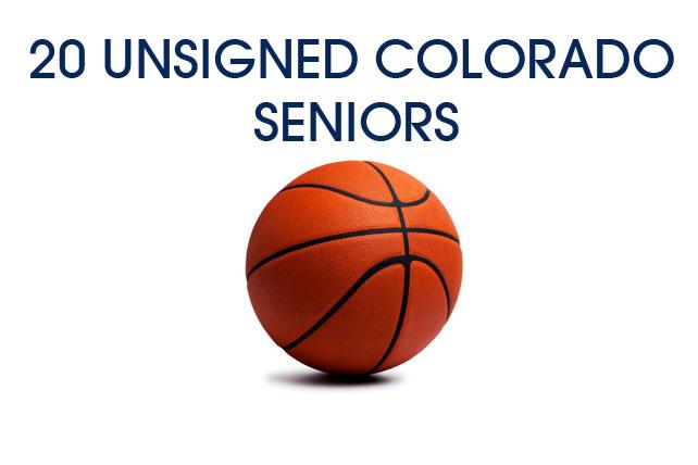 20 Unsigned Seniors – Winter Report