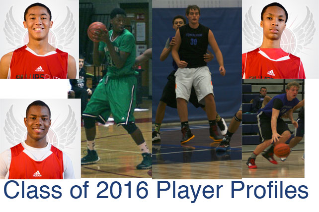 2016 PLAYER PROFILES – Basketball Colorado Elite members Only