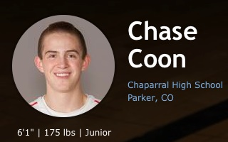 2015 6'1 Guard #23 Chase Coon Highlights – Chaparral