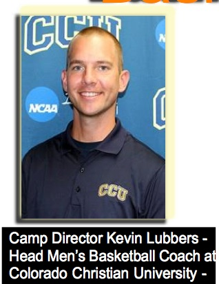 Kevin Lubbers Shooting Skills Camp August 11