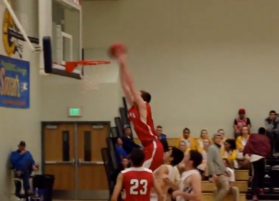 2015 6'9 Post Garrett Bye 2013-2014 Highlights