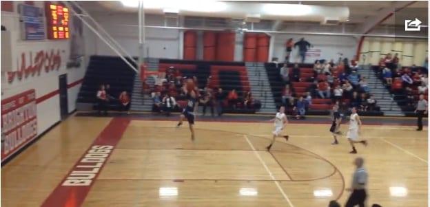 2016 6'7 Wing Nathan Davis Junior Highlights Mullen CO Hawks