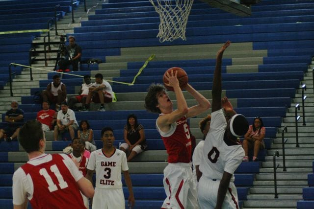 2018 6'2 Guard Sam Masten – Adidas Gauntlet Highlights