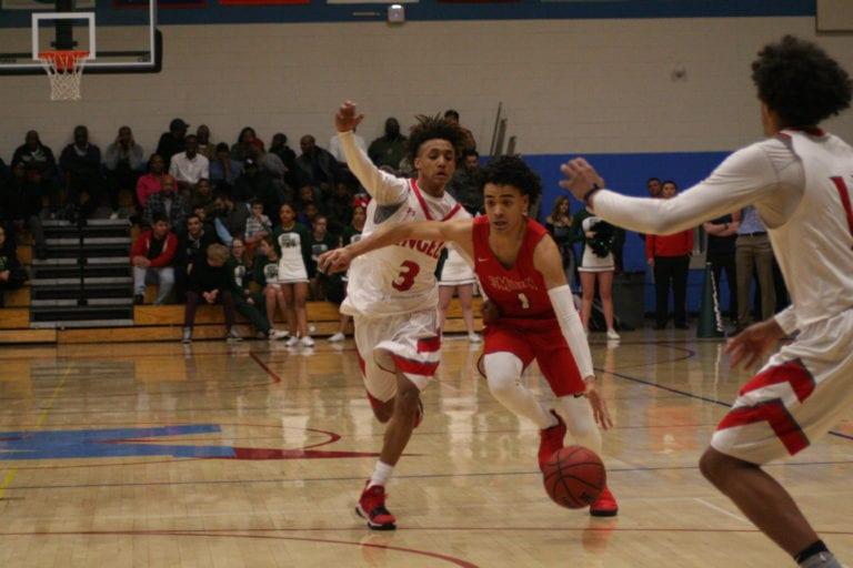 Basketball Colorado Preseason P.O.Y. Candidate Quinten Rock