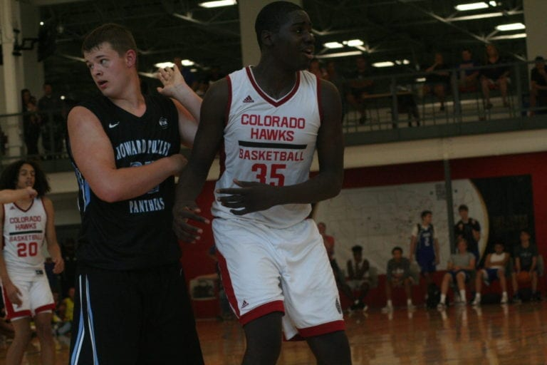 Basketball Colorado Preseason P.O.Y. Candidate – Junior Graham Ike