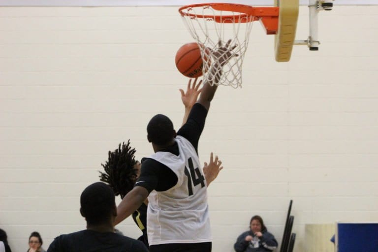 Hoops for a Cause  Scrimmages  Review