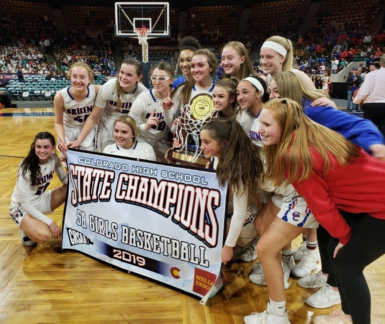 Cherry Creek Tops Grandview for 5A Title, Girls First