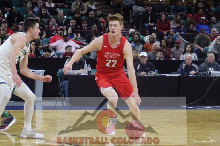 Basketball Colorado Player of The Year 2019 –            Kenny Foster