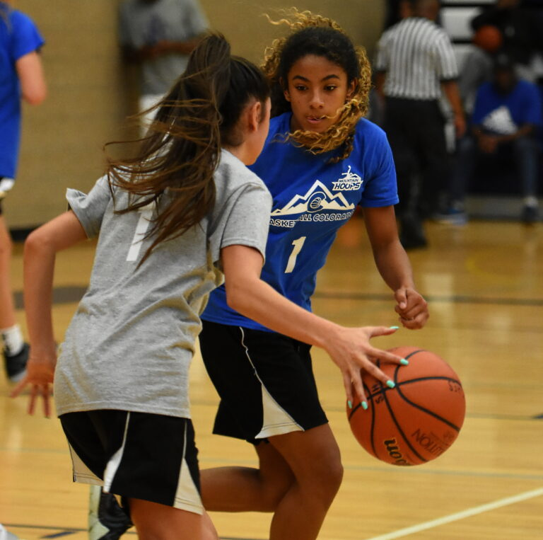 2019 Basketball Colorado & Mountain Hoops Girls Fall Showcase – Part 2