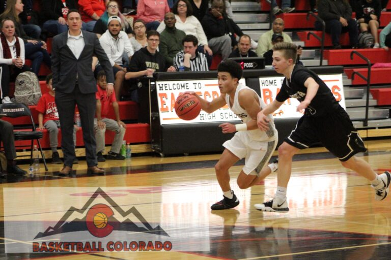 #6 Eaglecrest Soars Past #8 Mountian Vista