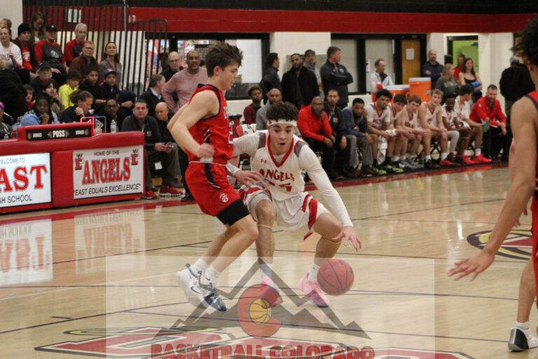 Big 4th Quarter #4 Denver East Lifts Angels over #6 Chaparral