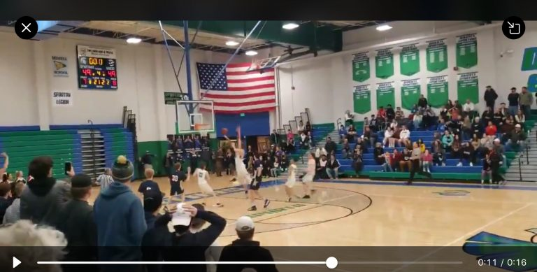 Jackson Jr Hits Buzzer Beating Layup in #41 Dakota Ridge's Epic 51-49 Win Over #24 Doherty