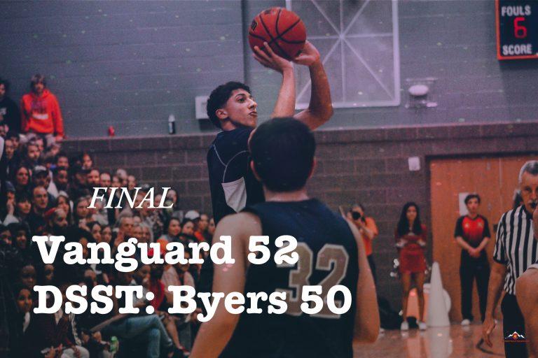 Vanguard Seniors Stifle DSST: Byers Comeback Bid