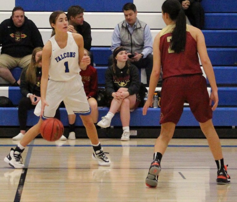 Highlands Ranch Takes Down Ponderosa