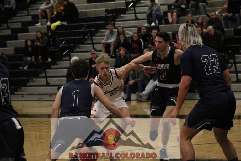 Columbine Holds Off Pomona