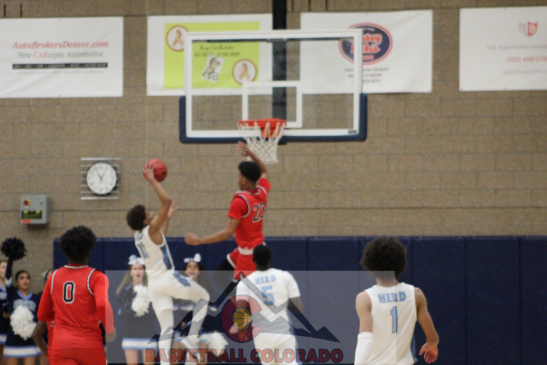 Basketball Colorado 5A Top10 – Week of February 9, 2020
