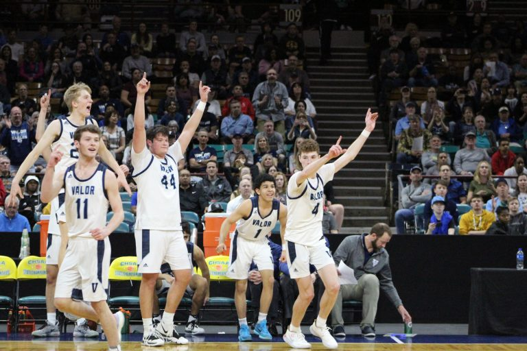 Valor Christian Advances to 5A Final 4