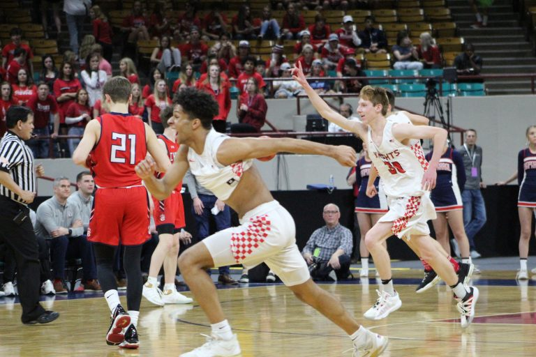 Free Throws and Defense Find Fairview in the Final 4